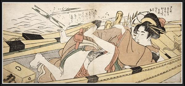 江戸時代の春画