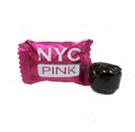 ピンクの飴
