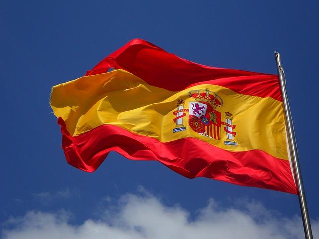 情熱の国・スペイン