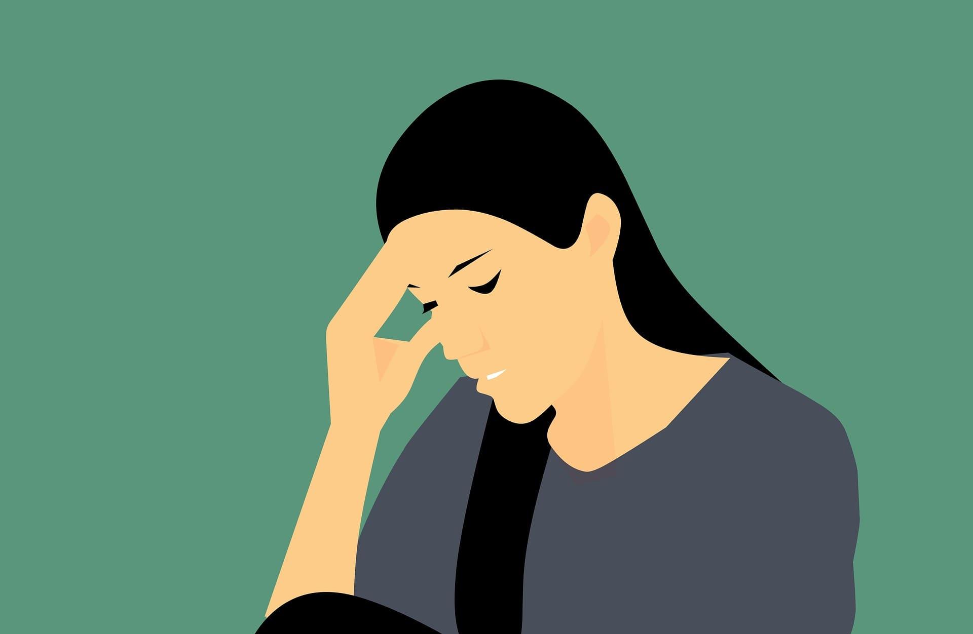 ラブグラで頭痛