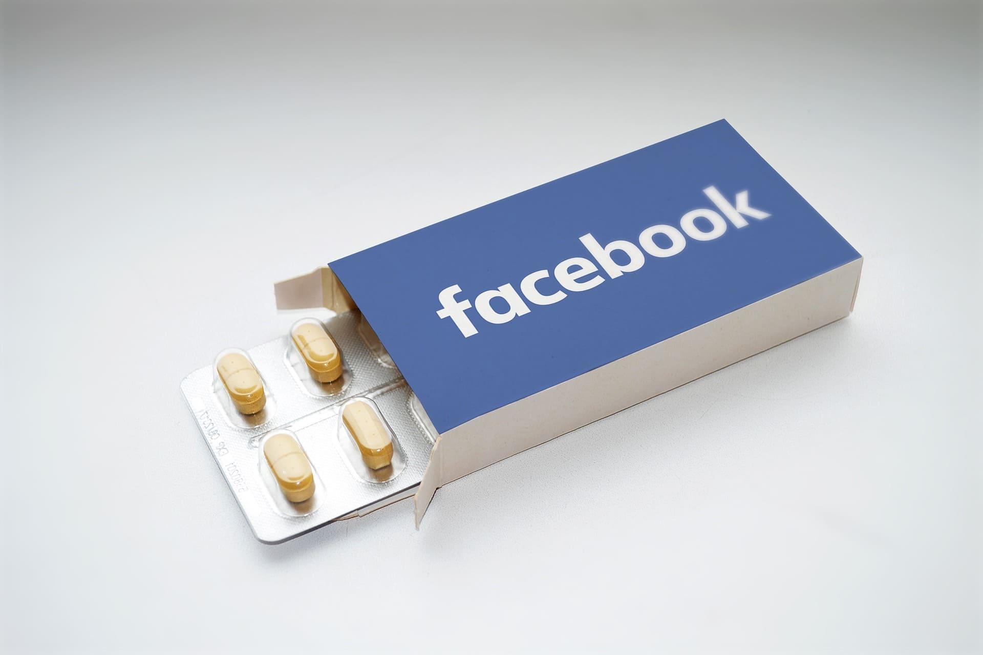 facebook薬