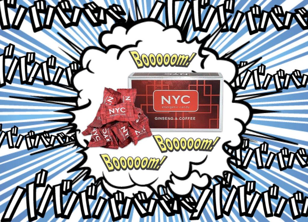 新NYCキャンディ